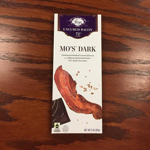 Vosges Mo's Dark Bacon Bar