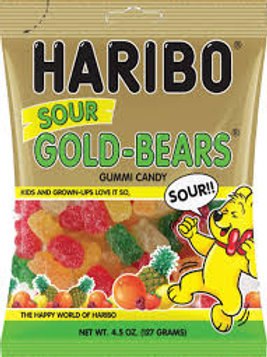Haribo Sour Bears