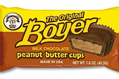 Boyer Peanut Butter Cups