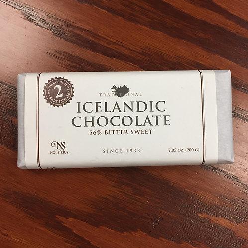 Sirius, Milk Chocolate 56%