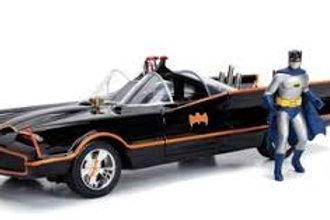 Batmobile Car with Batman&Robin