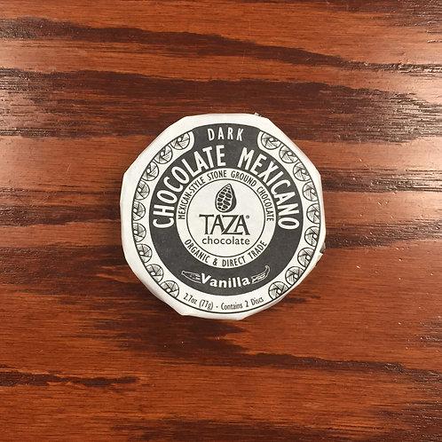 Taza Disc Vanilla