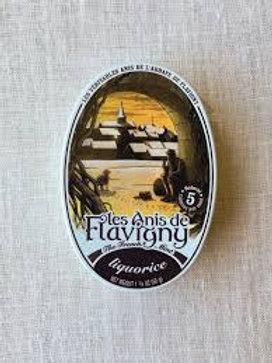 Flavingy Anise mints tin
