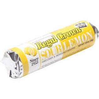 Regal Crown, Sour Lemon roll