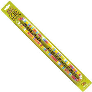 World's Biggest SOUR Candy Neck