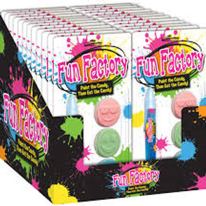 Fun Factory Paint & Eat Candy