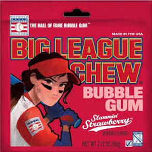 Big League Chew Strawberry
