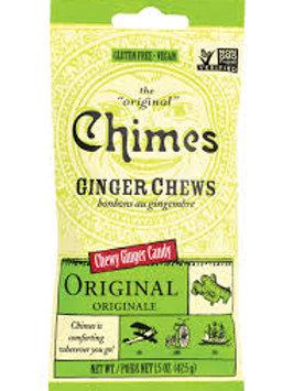 Chimes ginger chews bag