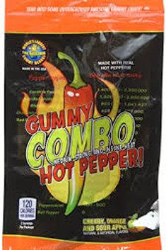 Gummy Hot Pepper Single