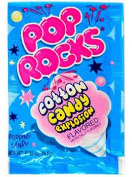 Pop Rocks, Cotton Candy