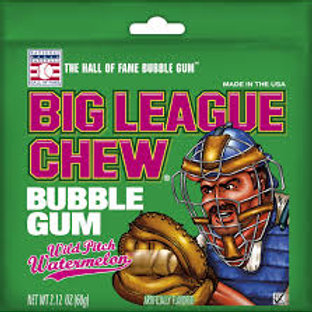 Big League Watermelon Gum