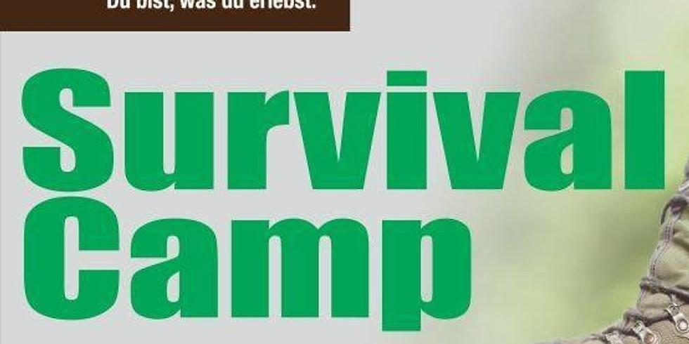 Jochen Schweizer OutdoorSurvivalcamp