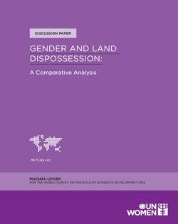 Gender and Land Dispossession