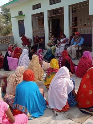 Mining Problem Discussion in Zawar Rajasthan