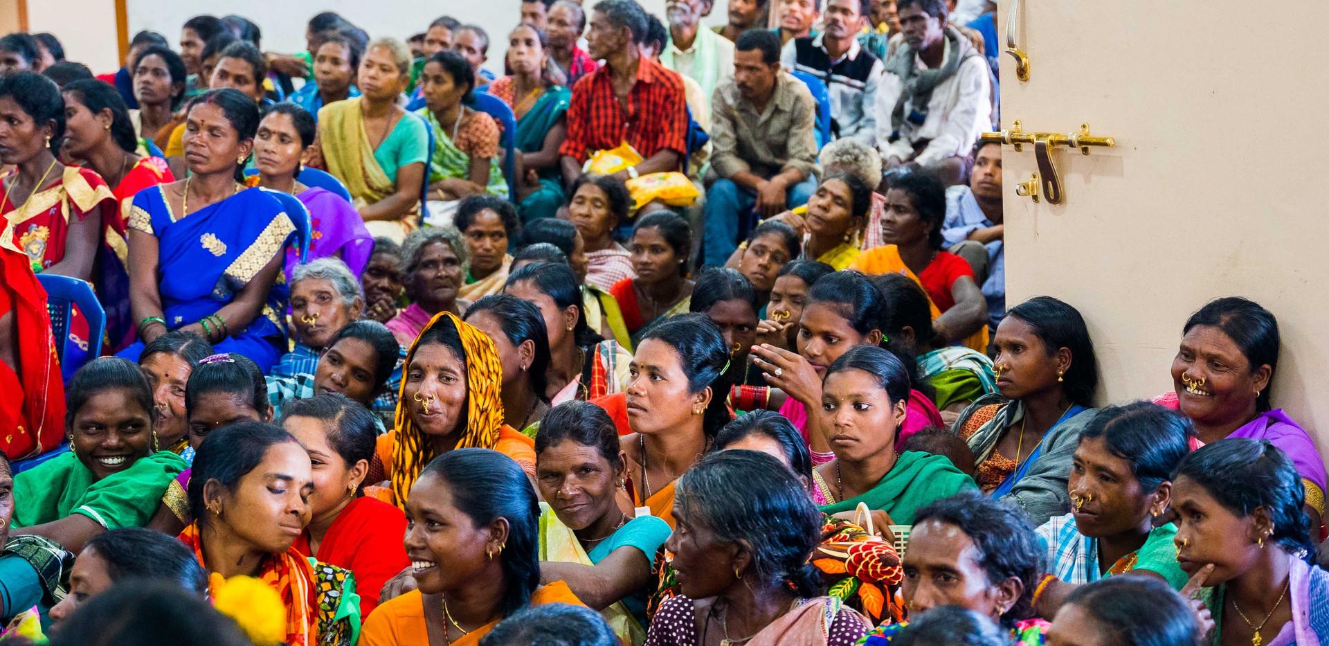 Women Farmers meeting