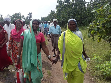 Rally for forest rights on 2nd October