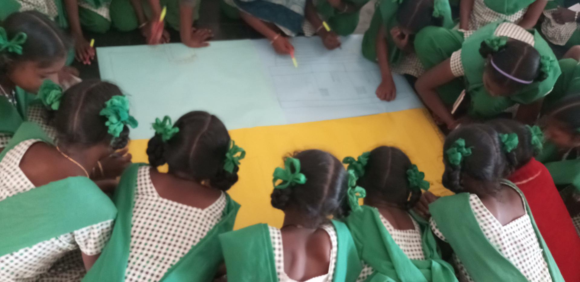 Gender Workshop with Adolescent Girls