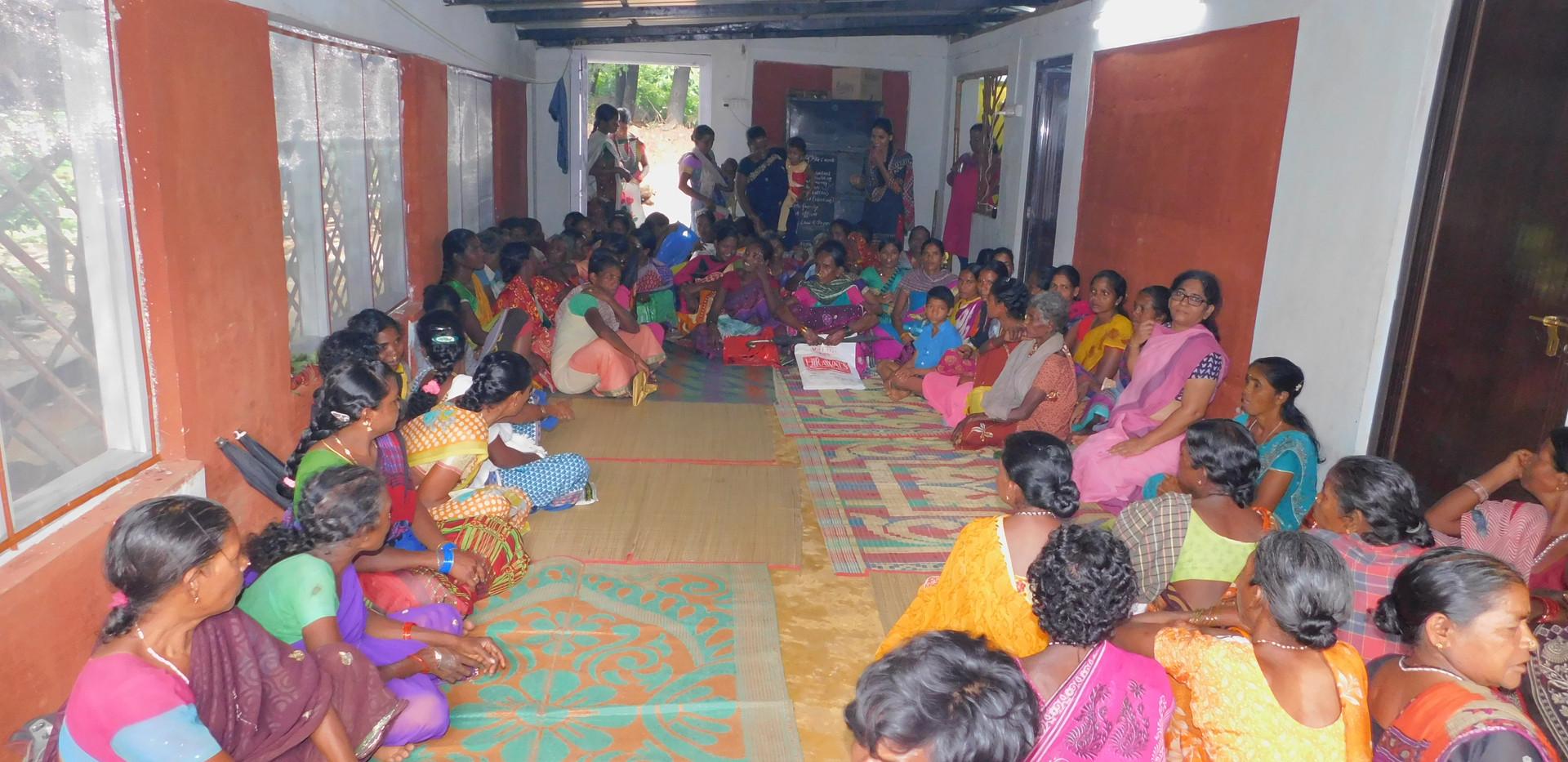 Single women and women farmers