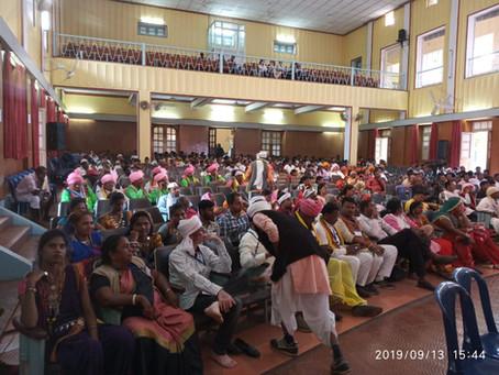 National adivasimeet on adivasi language and identity in Mysore