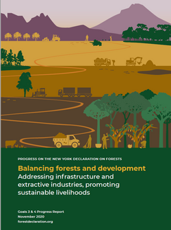 Balancing forests and development