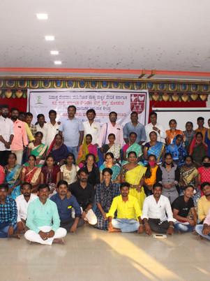 Devadasi Women's Consultation Hospette Karnataka
