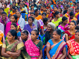 International Women Human Rights Day makes movements visible