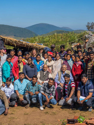 Theatre training for Adivasi youth - Voices on culture and identity