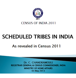 Scheduled Tribes in India