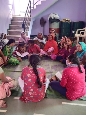Meeting with SHG Group