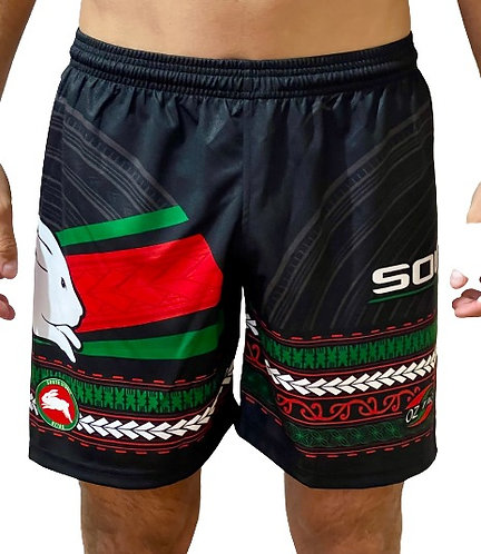 Souths Rep Playing Shorts 2021