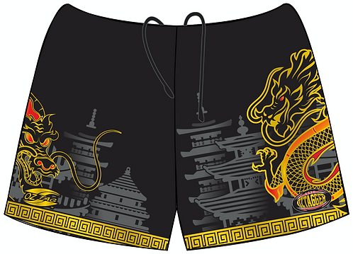 Imperial Dragon Shorts