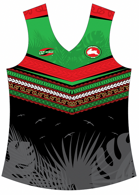Souths Ladies Rep Playing Singlet 2021