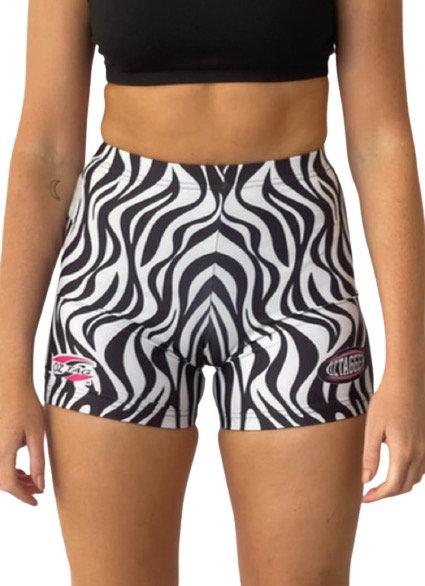 Zebra Tights