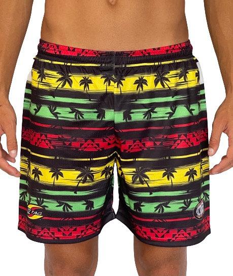 Jamaican Me Crazy Shorts