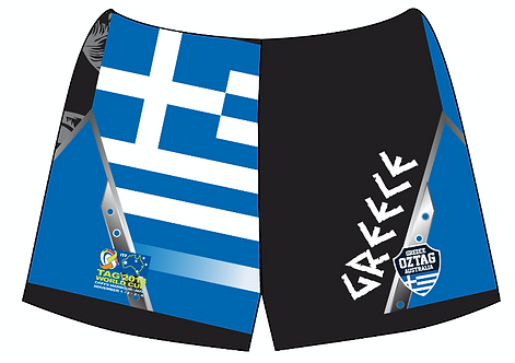 Greece Oztag World Cup Tights