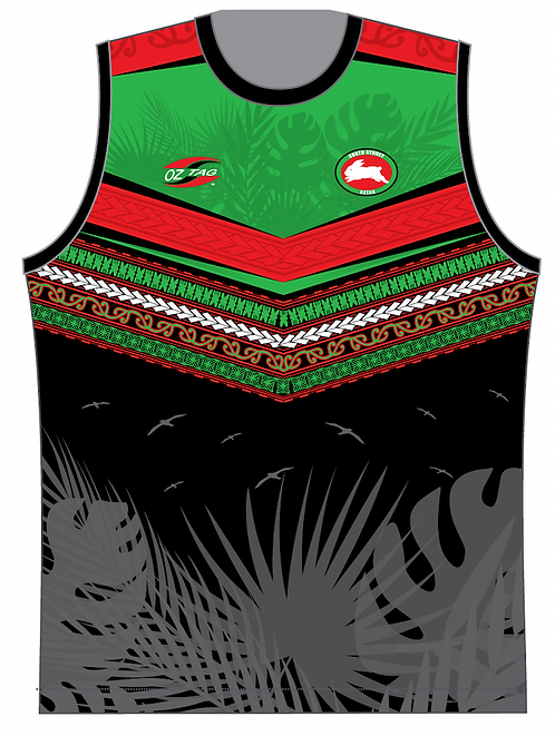 Souths Mens Rep Playing Singlet 2021