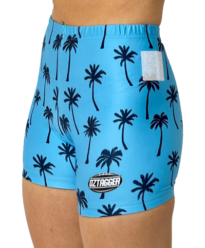 Tropical Palms Tights