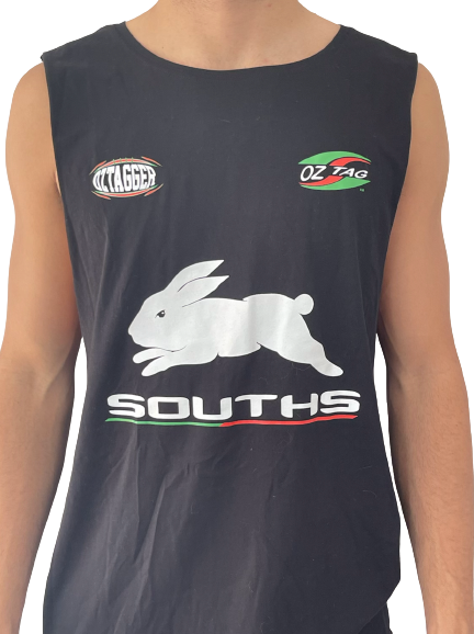 Souths Mens Muscle Shirt 2021