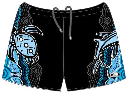 Ocean Warriors Shorts