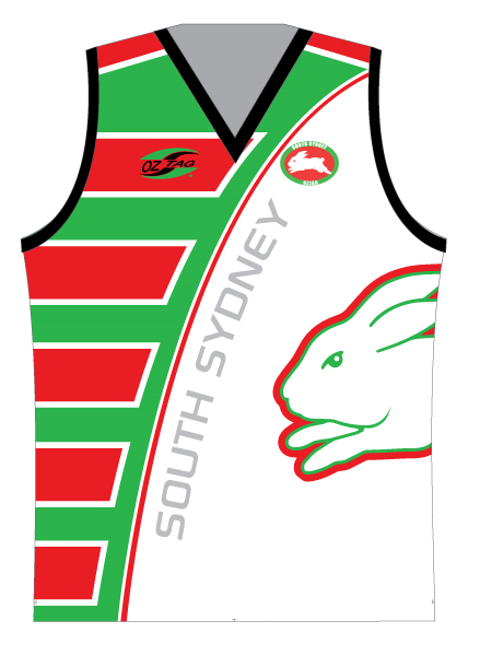 Souths Ladies Playing Singlet 2018