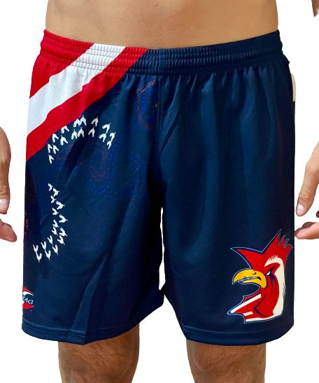 Easts Rep Shorts 2021