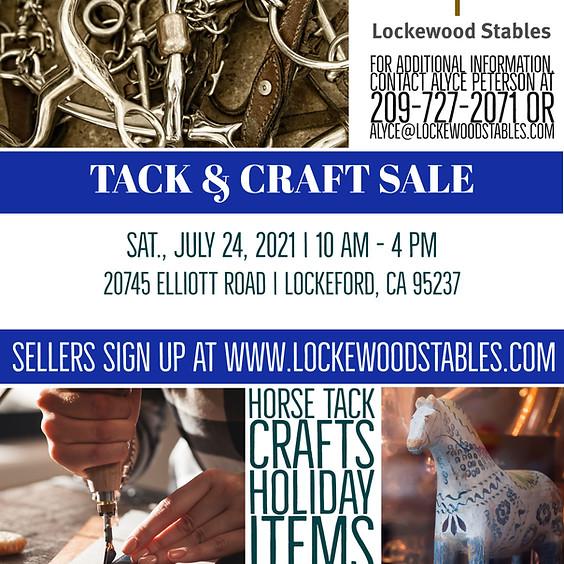 Tack & Craft Sale