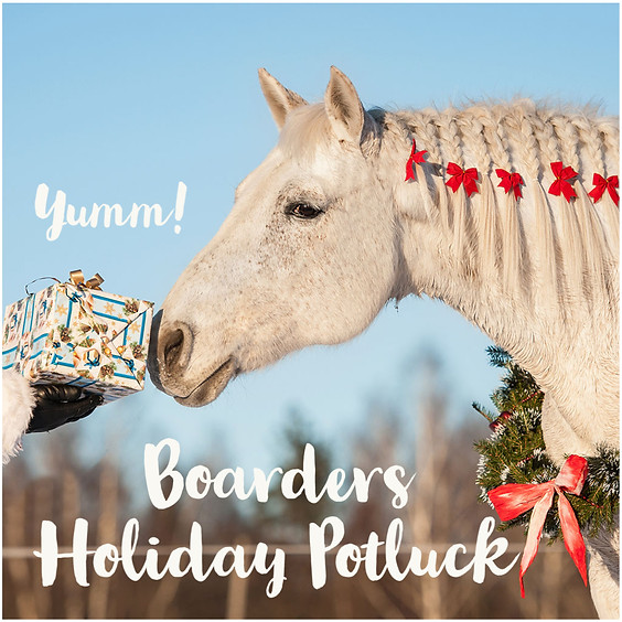 Boarders Holiday Potluck