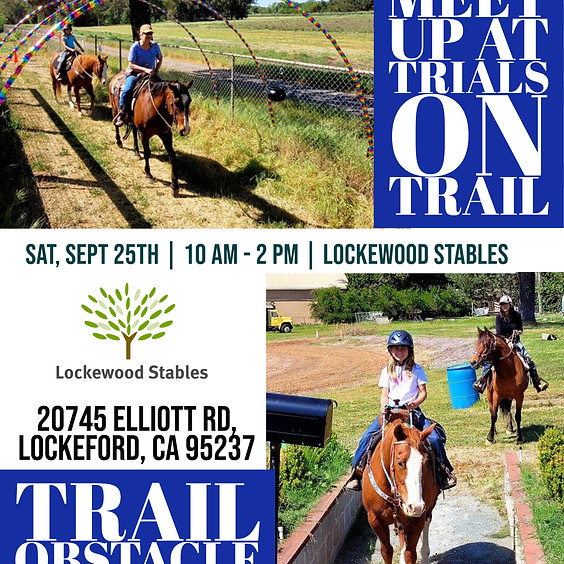TRIALS-on-Trail at Lockewood Stables