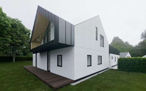 House in Vadum