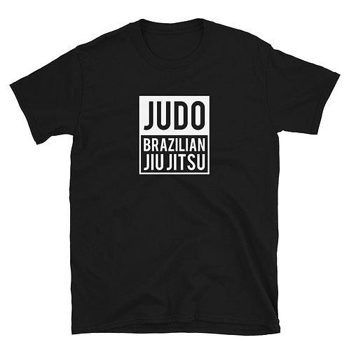 JUDO BJJ Short Sleeve T-Shirt