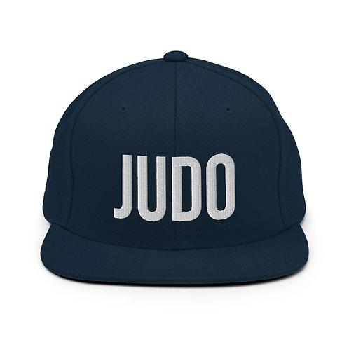JUDO Snapback Hat