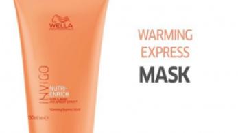 Invigo Nutri-enrich warming express mask