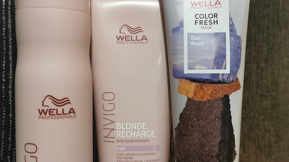 Wella Blonde refresh