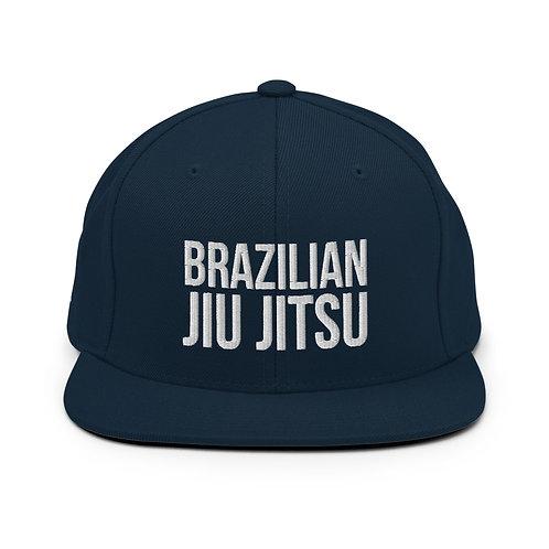 BJJ Snapback Hat